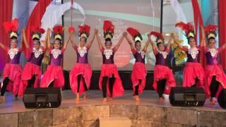 Tari Medley Nusantara mixed by Eschoda Management Perform @ Mall Bassura, Jakarta on August 06, 2016 - Stafaband