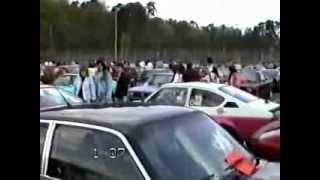 Opel Kadett-C-Treffen 1991 in Kaiserslautern