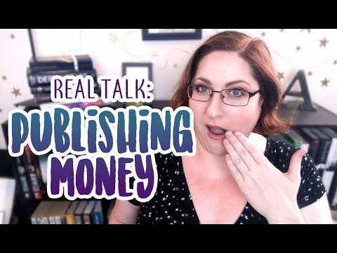 Traditional Publishing Book Money 101 [MONEY MONTH]
