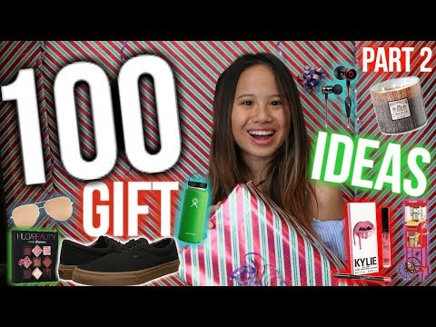 100 CHRISTMAS GIFT IDEAS UNDER $100!! PART 2!!!