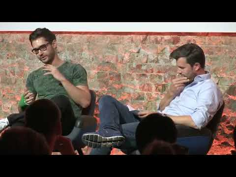 Factory Berlin   Disrupting Economy  Fireside Chat with Dominik Schiener, co founder of IOTA    Fac
