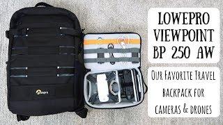 Lowepro Sicht BP 250 AW | Unsere Neuen Lieblings-Rucksack für Unterwegs