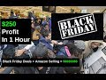 Black Friday Amazon Haul - Make $250 Per Hour Selling Video Games On Amazon
