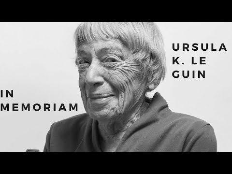 In Memoriam - Ursula K. Le Guin
