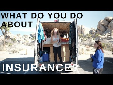 Vanlife + Insurance: How To Insure Your Buildout 👩🏼‍💼📋