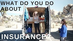 Vanlife + Insurance: How to insure your buildout