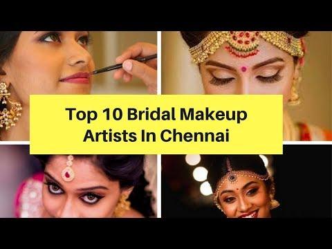 Top 10 Bridal Makeup Artists In Chennai - Top 10 Beauty Parlour in Chennai
