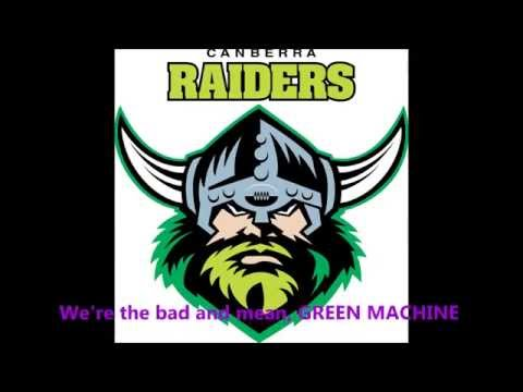 Canberra Raiders RLFC  cover image
