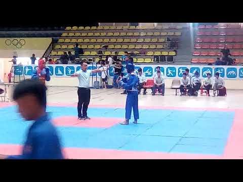 Đối kháng vovinam Hà Nội hạng cân 60-63 (Duy giáp xanh^^)