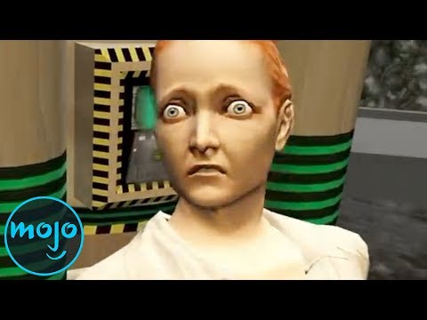 Top 10 Hilarious Video Game Deaths