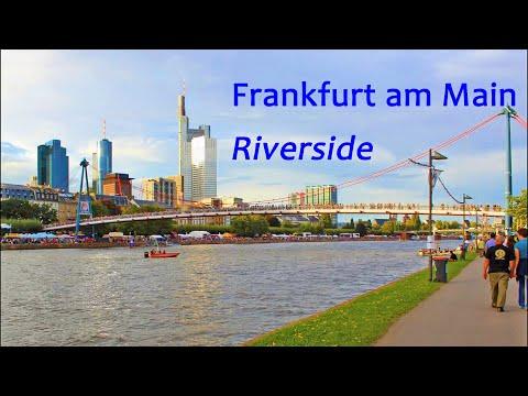 Frankfurt am Main Riverside