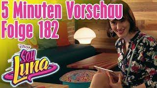5 Minuten Vorschau   SOY LUNA Folge 182  Disney Channel