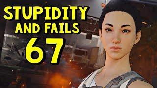 Rainbow Six Siege | Stupidity and Fails 67