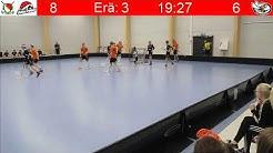 TuSBy/Panthers vs O2-JKL/MuurY - C1 poikien 1.divisioonan runkosarjapeli 08.12.19
