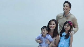 Behind the Scenes with Judy Ann and Ryan for Smart Parenting