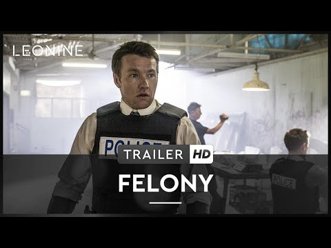 Felony - Trailer (deutsch/german)