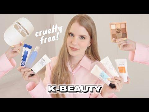 Huge K-Beauty Haul & Review (Cruelty-Free)