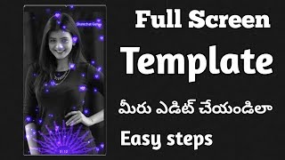 Avee player template Download|Avee player template|Avee player telugu