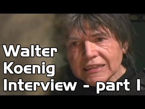 Walter Koenig Interview - Part 1