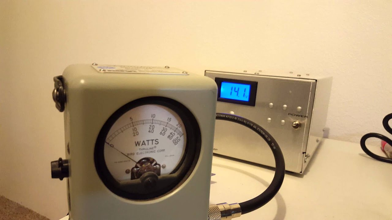 BM Technology Single 4cx250b Amplifier