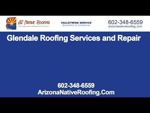 Glendale Roof Repair by AZ Native Roofing