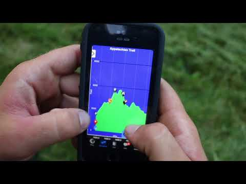 Guthook App Review From The Appalachian Trail