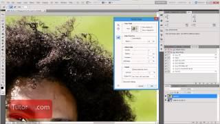 Photoshop Tutorial - как вырезать фото и отделять от фона. Понятный видеоурок для начинающих