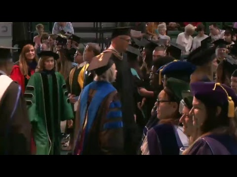 College of Community and Public Affairs Commencement '17
