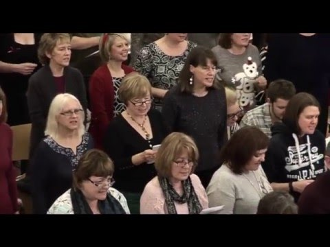 Cheshire Rock Choir Christmas Singalong v2