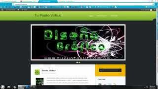 Como Poner y Configurar SLIDESHOWS (de banners) en tu página web | Wordpress thumbnail