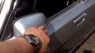 как сложить зеркала на Волге ГАЗ 31105, 3102