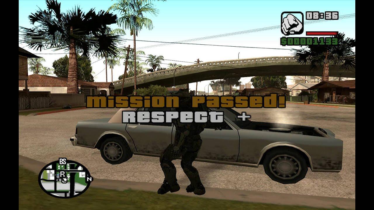 HALO image - California Megamod for Grand Theft Auto: San