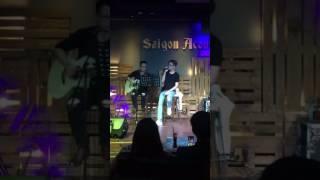 Nơi Tình Yêu Bắt Đầu - Bùi Anh Tuấn @ Saigon Acoustic 23/2/2017
