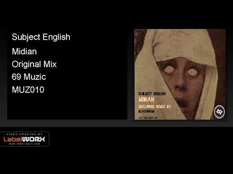 Subject English - Midian (Original Mix)
