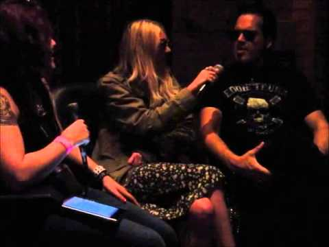 THE PRETTY RECKLESS interview with ROCK 105