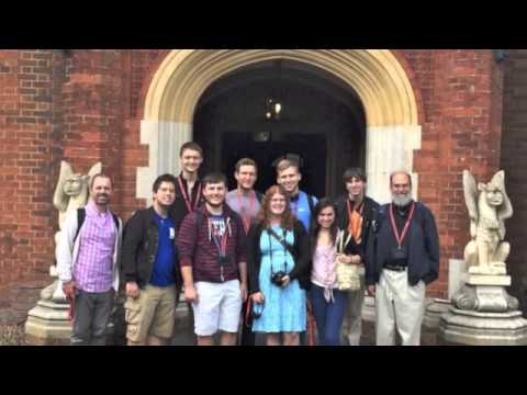 Engineering in London Study Abroad 2014