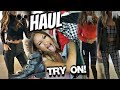 FALL TRY ON HAUL | NIGHT OUT, GYM CLOTHES, BASICS- AFFORDABLE