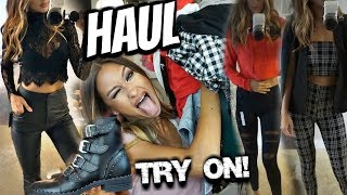 Baixar FALL TRY ON HAUL | NIGHT OUT, GYM CLOTHES, BASICS- AFFORDABLE