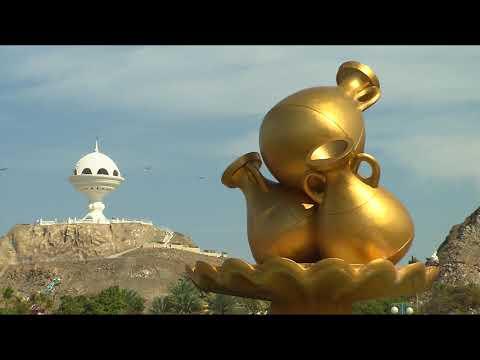 A la découverte de Mascate à Oman