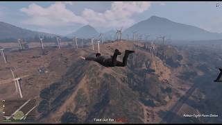 His superman thing [a GTA Online montage]