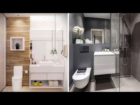 Beautiful Small Bathroom Designs 2020 Latest Small Area Bathroom And Toilet Ideas Youtube