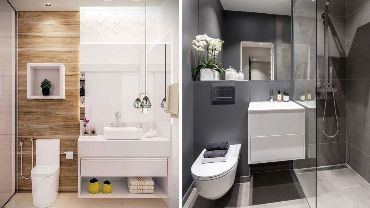 Beautiful Small bathroom designs 5  Latest small area bathroom and  toilet ideas
