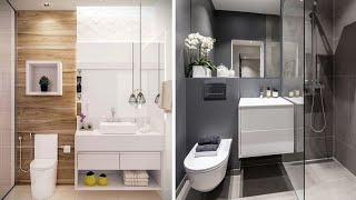 Beautiful Small bathroom designs 2020   Latest small area bathroom and toilet ideas
