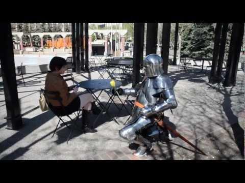 0 O Cavaleiro Urbano