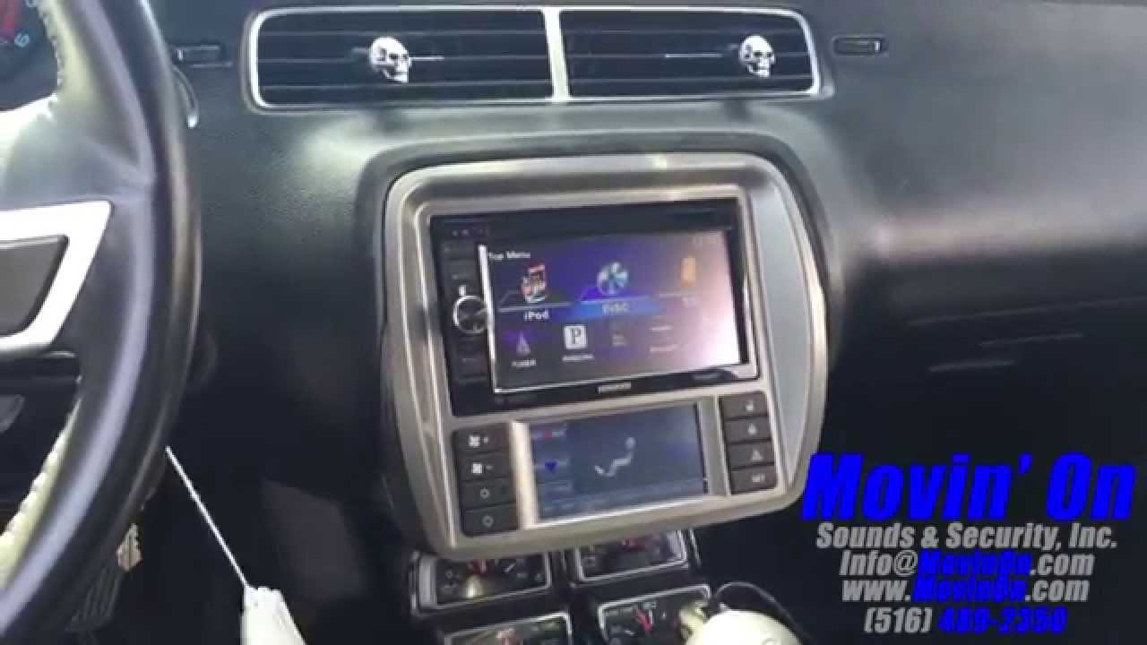 camaro double din radio install youtubecamaro double din radio install [ 1280 x 720 Pixel ]