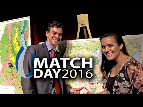 Match Day 2016 at the University of Mississippi School of Medicine