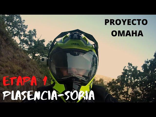 Proyecto OMAHA: 1ª ETAPA en MOTO