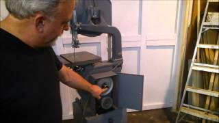 Delta Wood Metal Band Saw