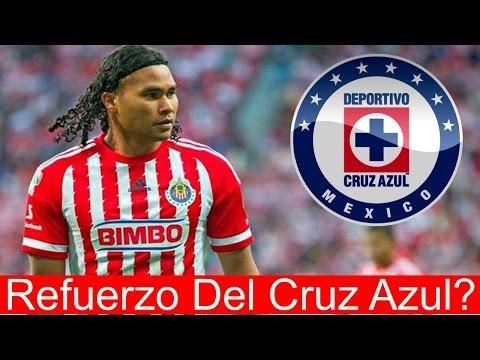 Gullit Peña Es Ofrecido Al CRUZ AZUL Será El Primer Refuerzo?