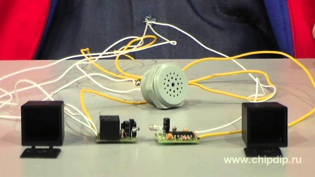 мастеркит схема подключения автосигнализации